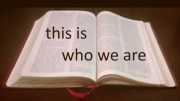 Bible - thisiswhoweare - small