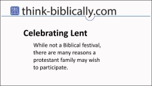 Lent Small